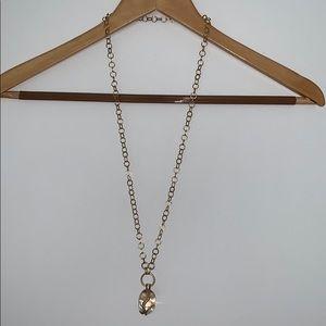 Stella and Dot snake orb necklace